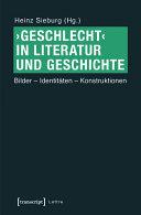 Pdf 'Geschlecht' in Literatur und Geschichte Telecharger
