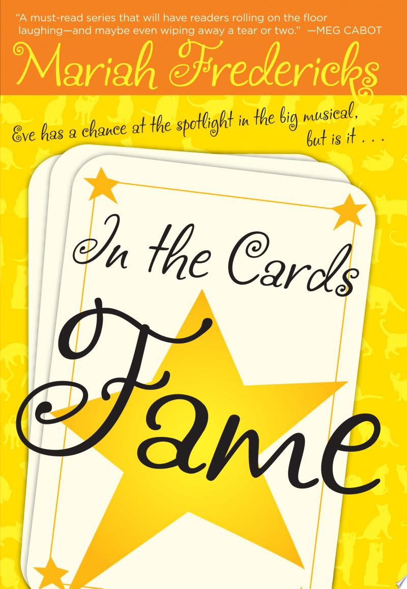 In the Cards: Fame banner backdrop
