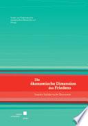 Die ökonomische Dimension des Friedens: Soziale Solidarische Ökonomie