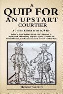 Quip for an Upstart Courtier