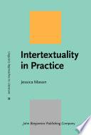 Intertextuality in Practice