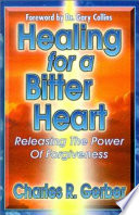Healing for a Bitter Heart Book
