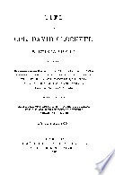 LIFE OF COLONEL DAVIDCROCKETT