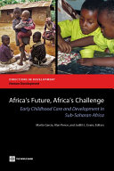 Pdf Africa's Future, Africa's Challenge Telecharger