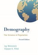 Demography [Pdf/ePub] eBook