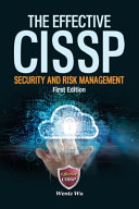 The Effective Cissp Security And Risk Management Book PDF