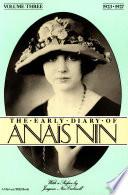 The Early Diary of Ana  s Nin