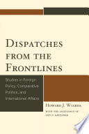 Dispatches From The Frontlines Book
