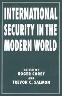 International Security in the Modern World Pdf/ePub eBook