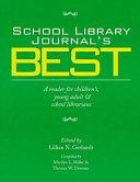 School Library Journal S Best