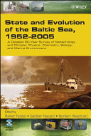 State and Evolution of the Baltic Sea  1952 2005
