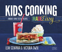 Kids Cooking Made Easy Book