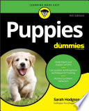 """Puppies For Dummies"" by Sarah Hodgson"