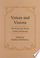 Voices and Visions