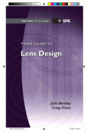 Field Guide to Lens Design