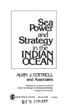 Seapower and Strategy in the Indian Ocean