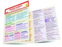 Japanese Vocabulary Study Card Book