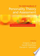 The SAGE Handbook of Personality Theory and Assessment Book