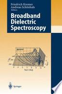 Broadband Dielectric Spectroscopy Book