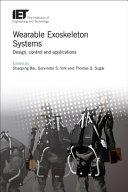 Wearable Exoskeleton Systems