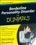 """Borderline Personality Disorder For Dummies"" by Charles H. Elliott, Laura L. Smith"