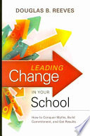 Leading Change in Your School