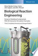Biological Reaction Engineering Book