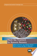 Waste Gas Treatment for Resource Recovery Book
