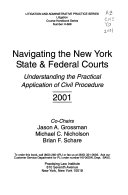Navigating the New York State & Federal Courts