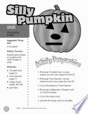 Recognizing Shapes--Silly Pumpkin Activity