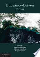 Buoyancy Driven Flows Book