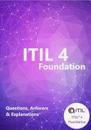 ITIL 4 Foundation Exam Complete Preparation