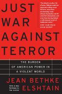 Just War Against Terror