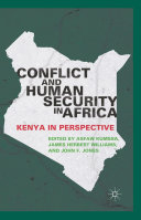 Conflict and Human Security in Africa Pdf/ePub eBook