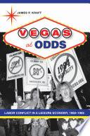 Vegas at Odds
