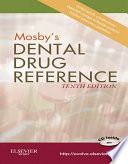 """Mosby's Dental Drug Reference E-Book"" by Arthur H. Jeske"