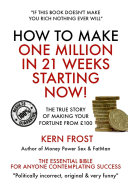 How to make a million in 21 weeks starting now