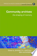 Community Archives Book