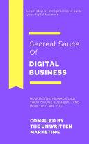 Secret Sauce Of Digital Business