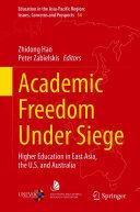 Academic Freedom Under Siege Pdf