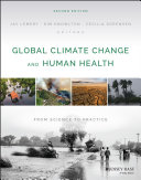 Global Climate Change and Human Health [Pdf/ePub] eBook