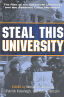 Steal this University