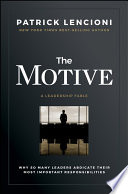 The Motive Book