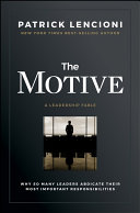 The Motive Pdf/ePub eBook