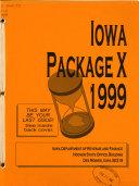 Iowa Package X