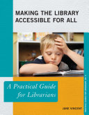 Making the Library Accessible for All Pdf/ePub eBook