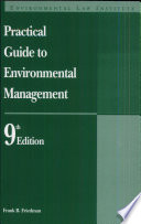 Practical Guide to Environmental Management