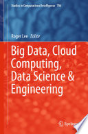Big Data, Cloud Computing, Data Science & Engineering