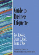 Guide to Business Etiquette