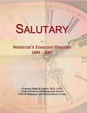 Salutary Webster's Timeline History 1491-2007